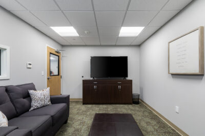 Photo of Dutchess Care TV room